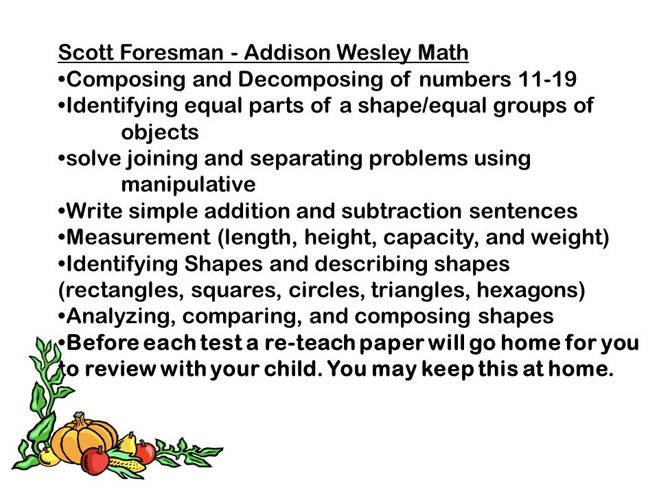 Scott Foresman - Addison Wesley Math
