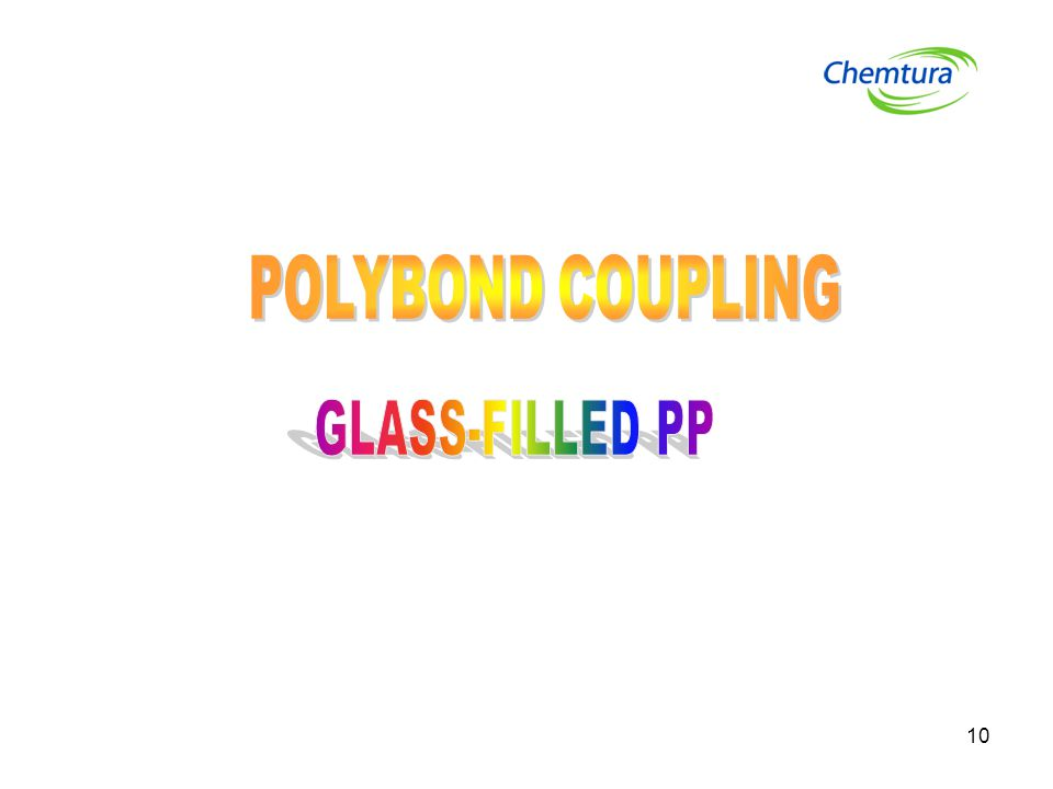POLYBOND COUPLING GLASS-FILLED PP