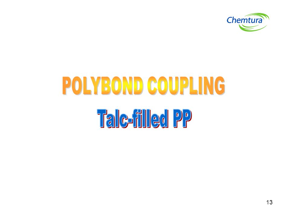 POLYBOND COUPLING Talc-filled PP