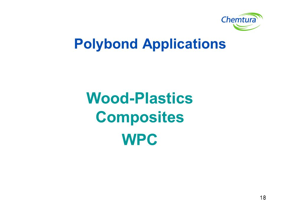 Polybond Applications