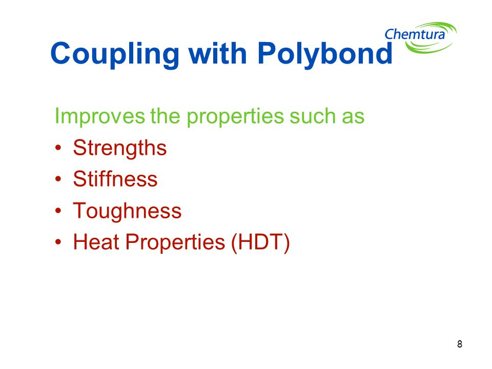Coupling with Polybond