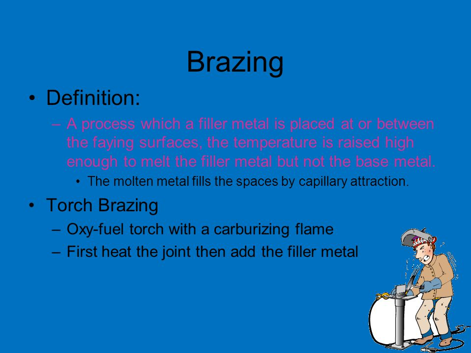 Brazing Definition: Torch Brazing