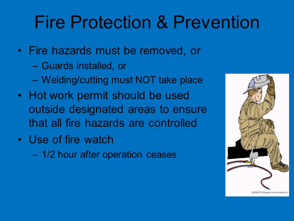 Fire Protection & Prevention