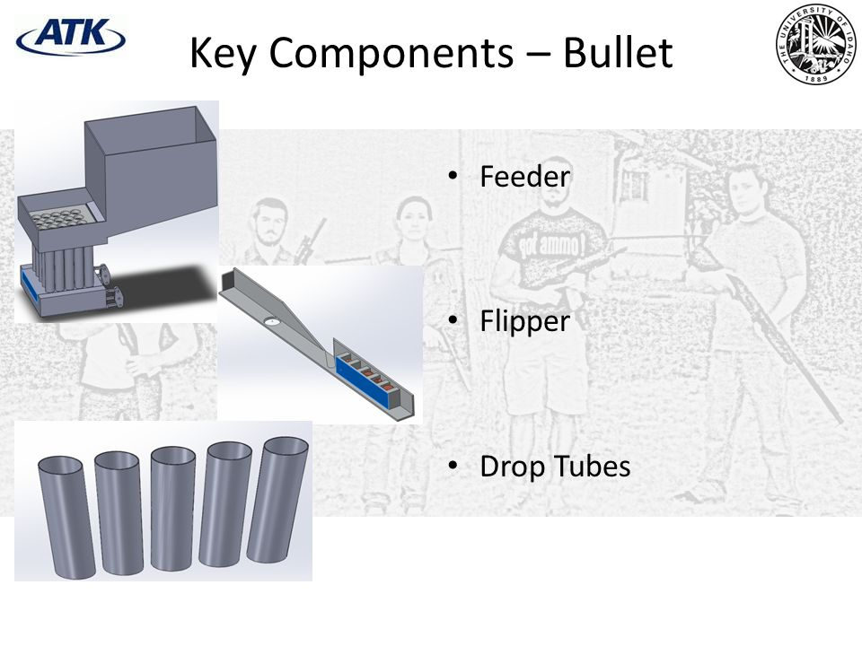 Key Components – Bullet