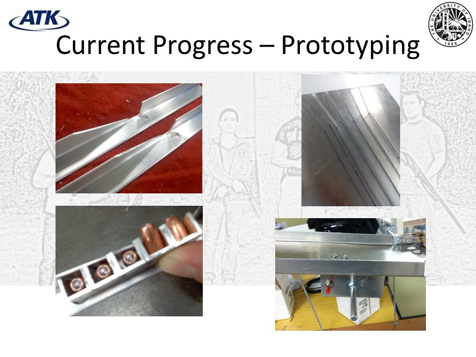 Current Progress – Prototyping