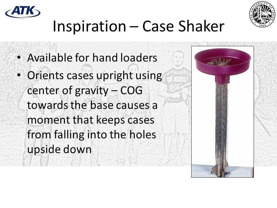 Inspiration – Case Shaker