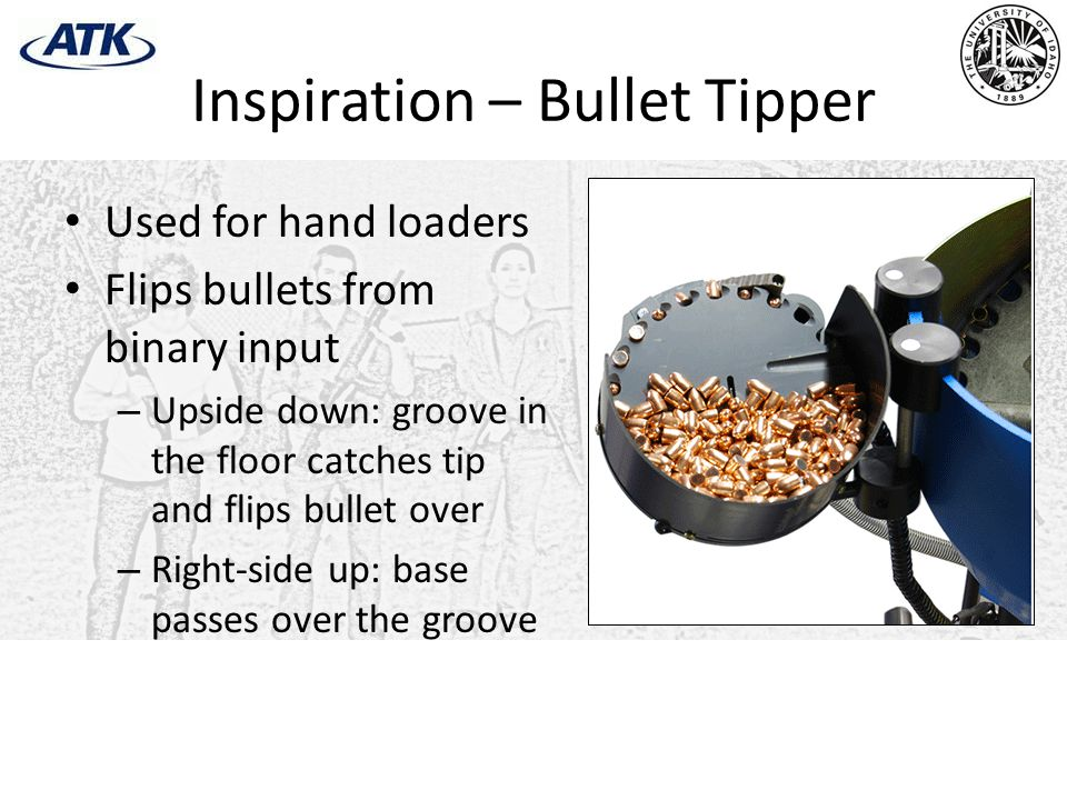 Inspiration – Bullet Tipper