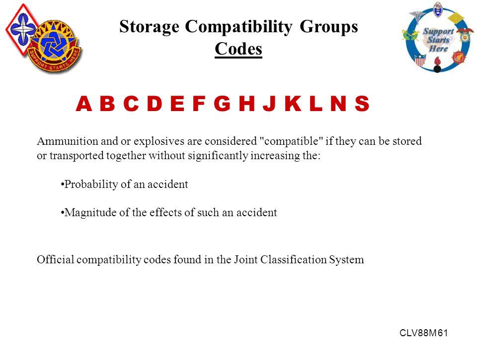 Storage Compatibility Groups