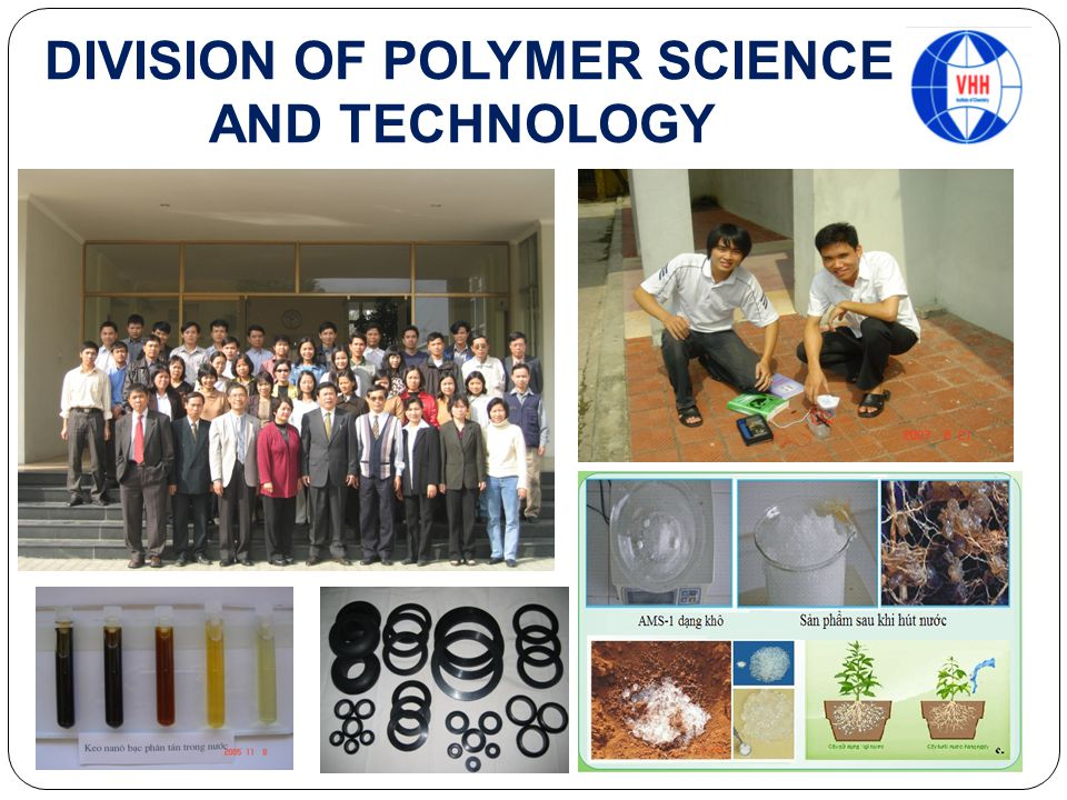 DIVISION OF POLYMER SCIENCE AND TECHNOLOGY