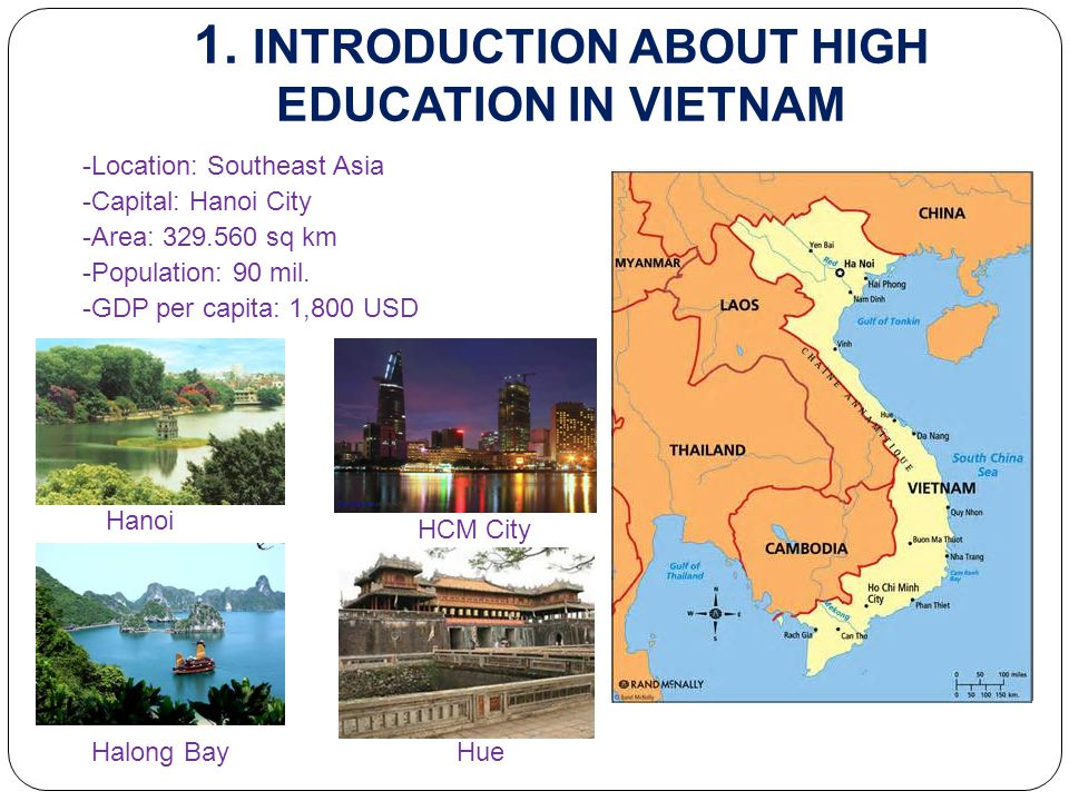1. INTRODUCTION ABOUT HIGH EDUCATION IN VIETNAM