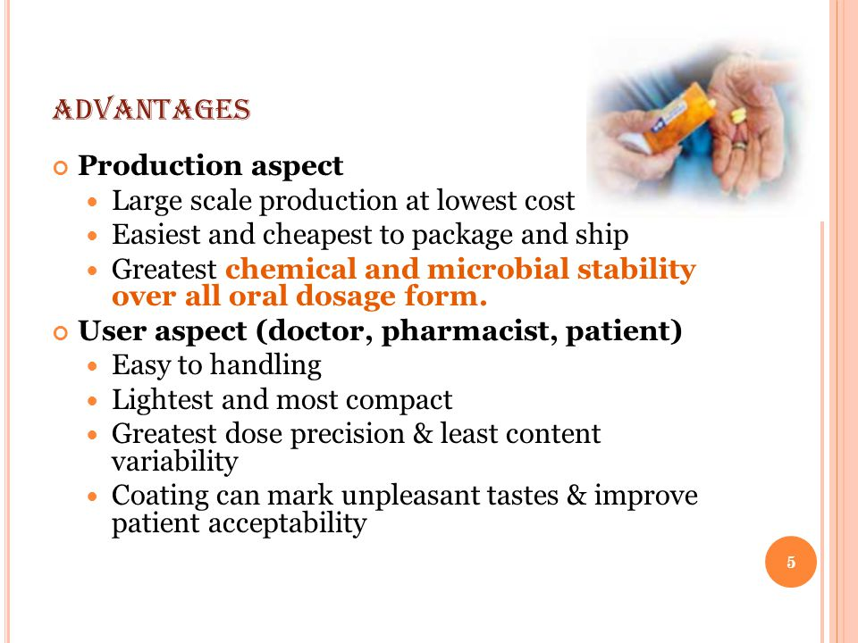 advantages Production aspect Large scale production at lowest cost