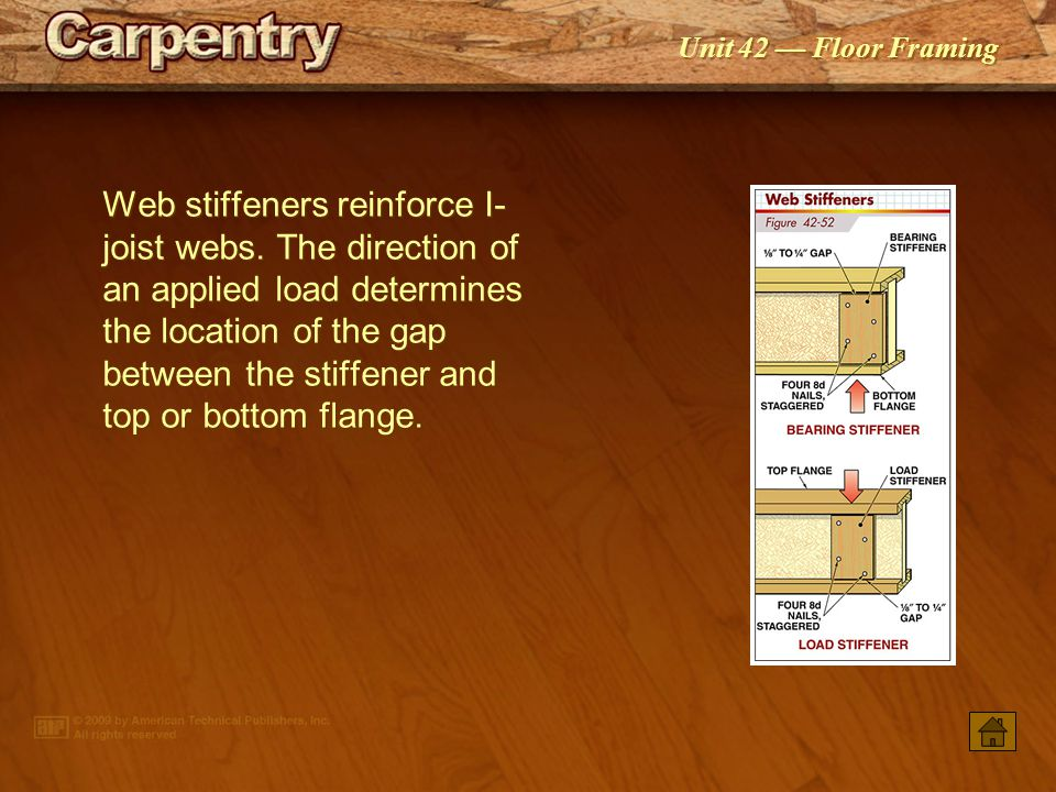 Floor Joist Web Stiffeners Carpet Vidalondon