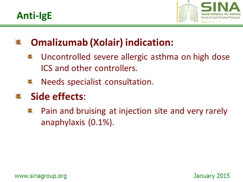 The Saudi Initiative for Asthma Guidelines for the