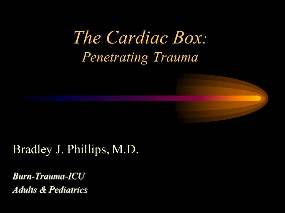 The Cardiac Box: Penetrating Trauma