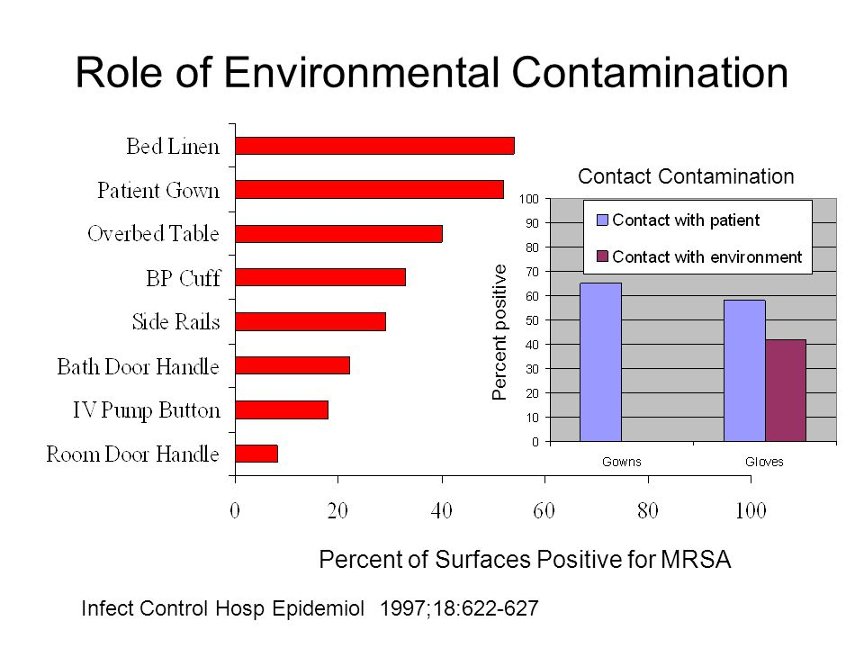 Role of Environmental Contamination