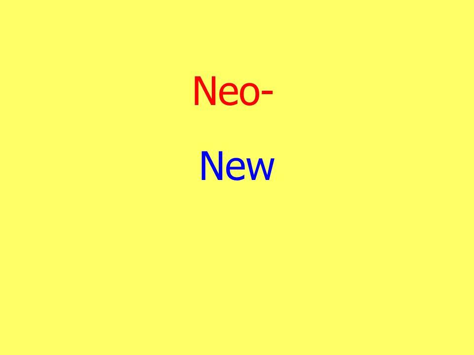 Neo- New
