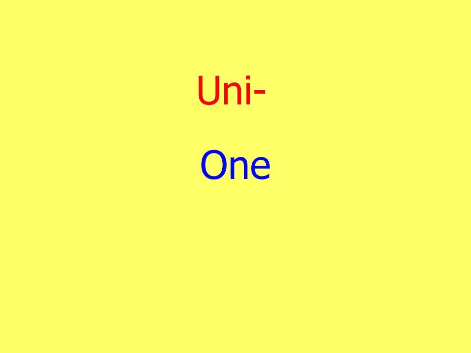 Uni- One