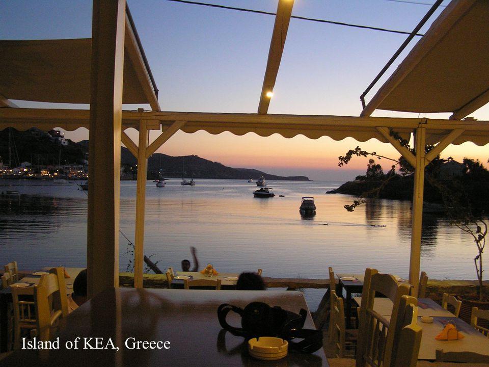 Island of KEA, Greece