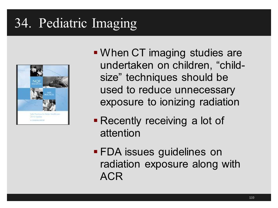 34. Pediatric Imaging