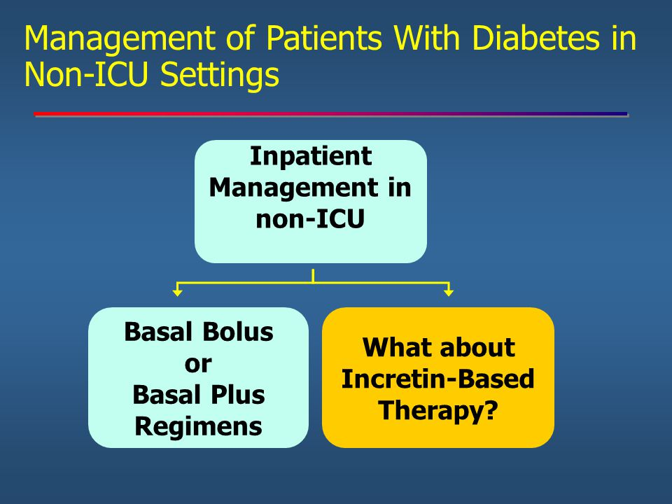 What about Incretin-Based Therapy