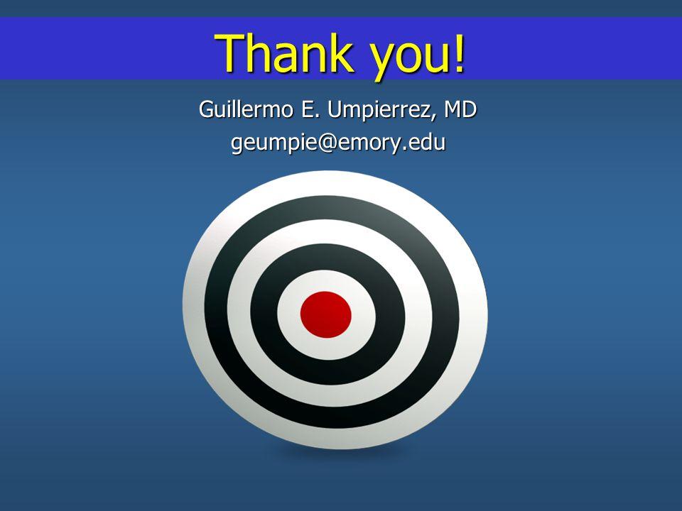 Guillermo E. Umpierrez, MD
