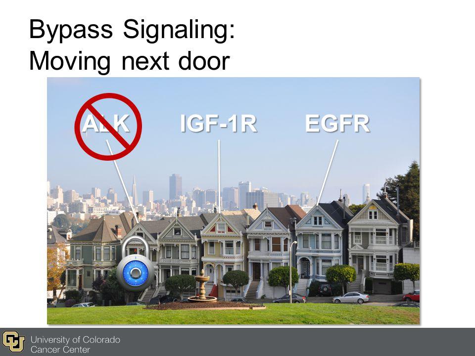 Bypass Signaling: Moving next door