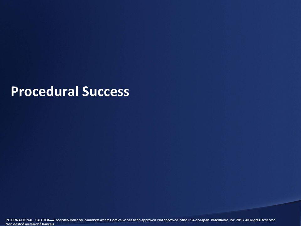Procedural Success