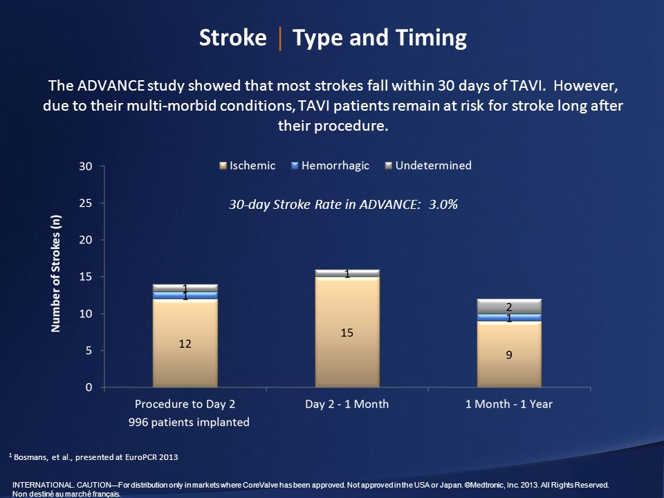 Stroke │ Type and Timing