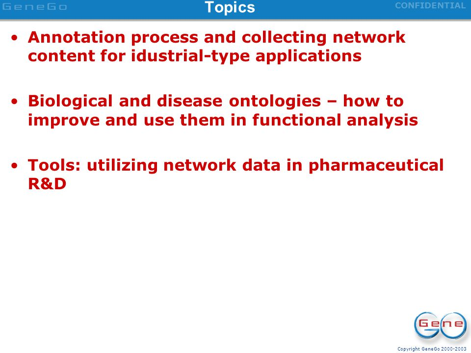 Topics Annotation process and collecting network content for idustrial-type applications.