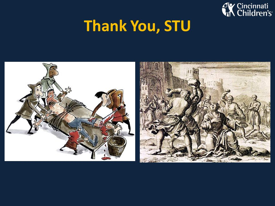 Thank You, STU