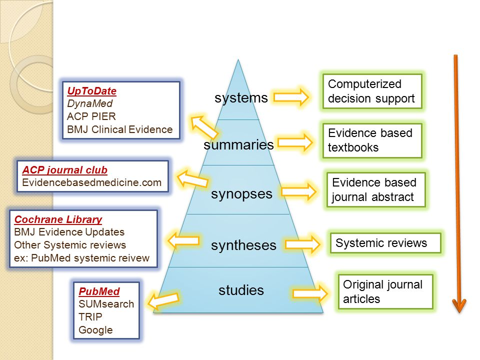 systems summaries synopses syntheses studies