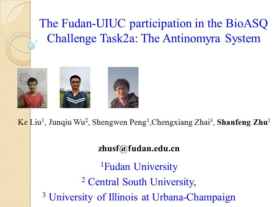Ke Liu1, Junqiu Wu2, Shengwen Peng1,Chengxiang Zhai3, Shanfeng Zhu1