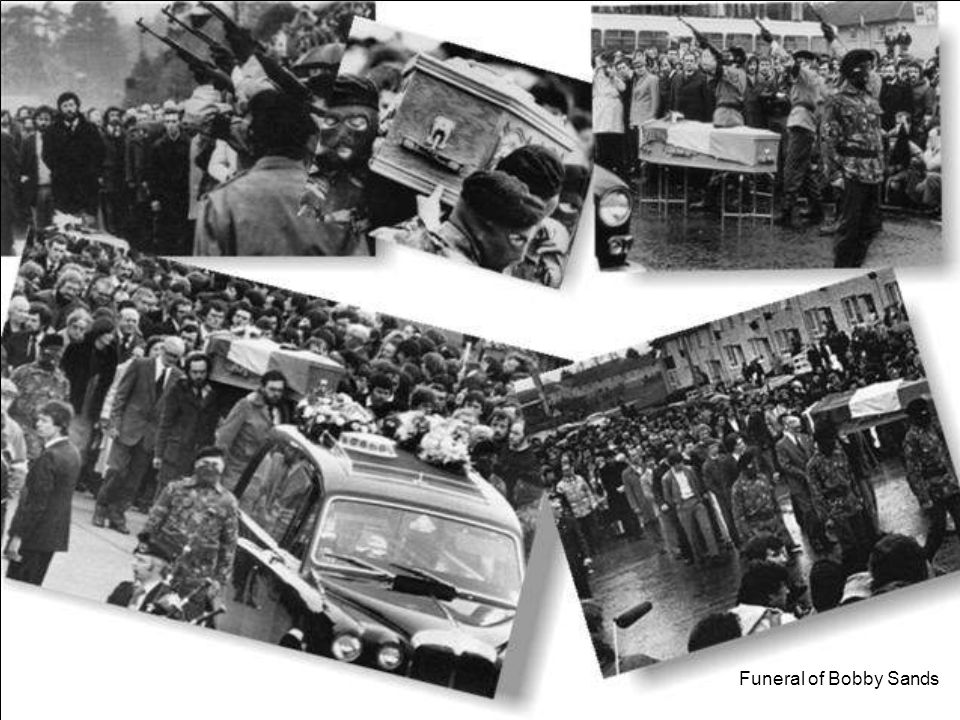 Funeral of Bobby Sands