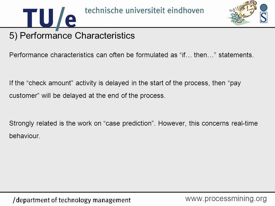 5) Performance Characteristics