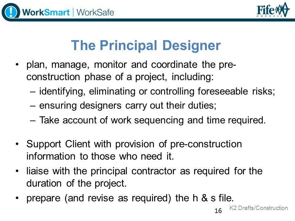 The Principal Designer