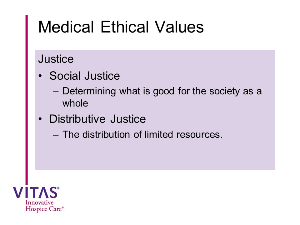 Medical Ethical Values