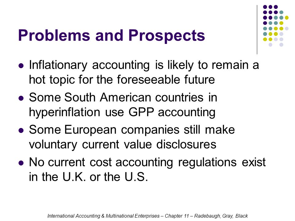 Problems and Prospects