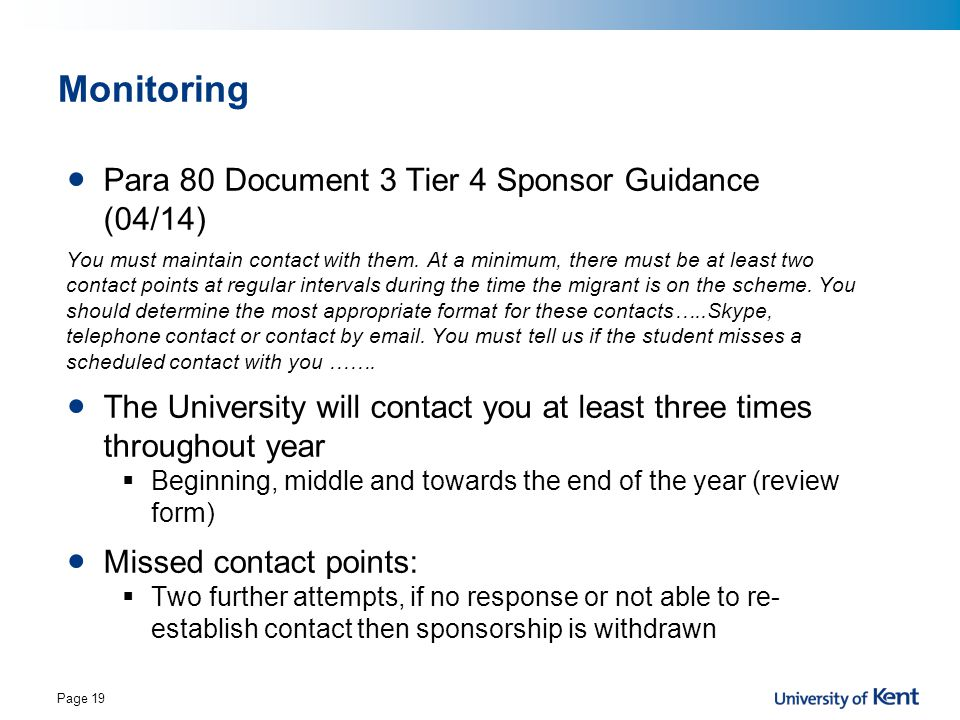 Monitoring Para 80 Document 3 Tier 4 Sponsor Guidance (04/14)