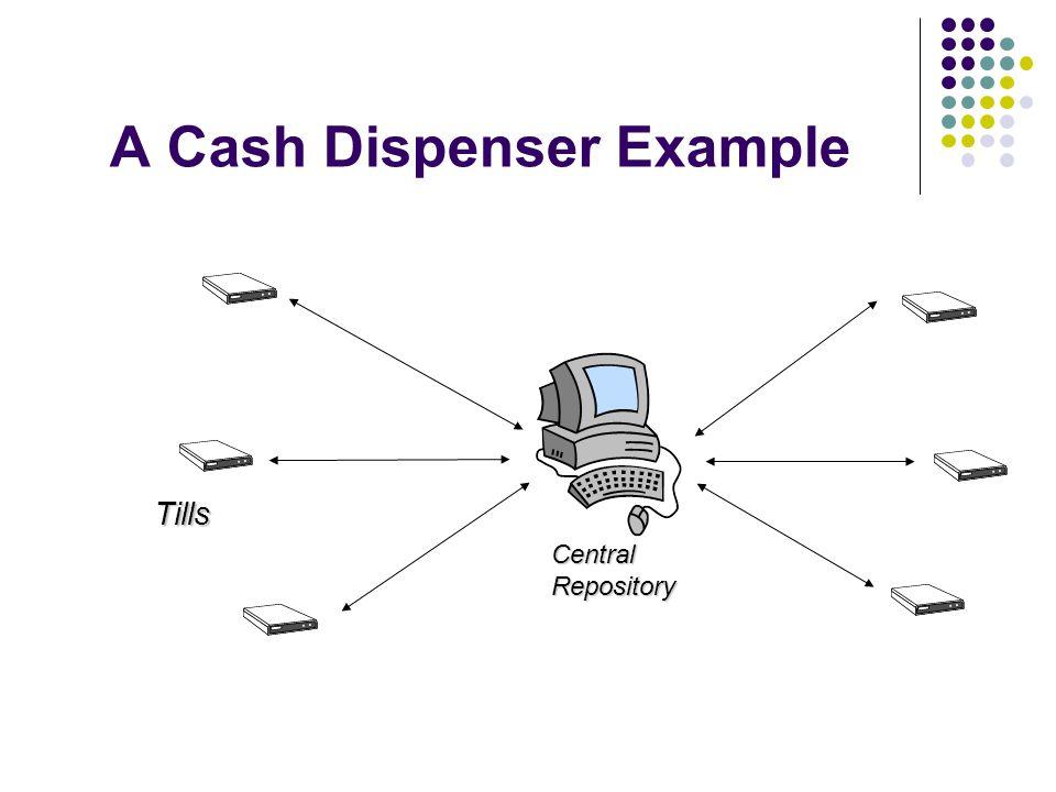 A Cash Dispenser Example