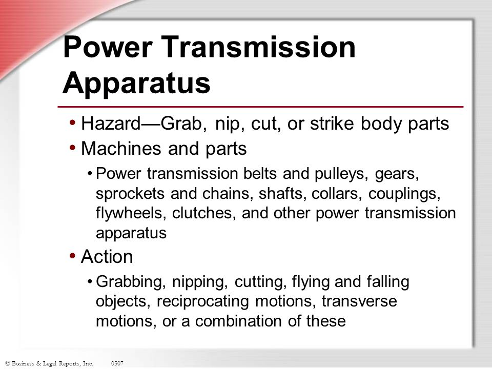 Power Transmission Apparatus