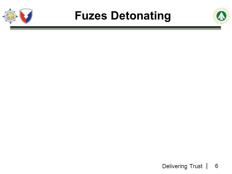 Fuzes Detonating