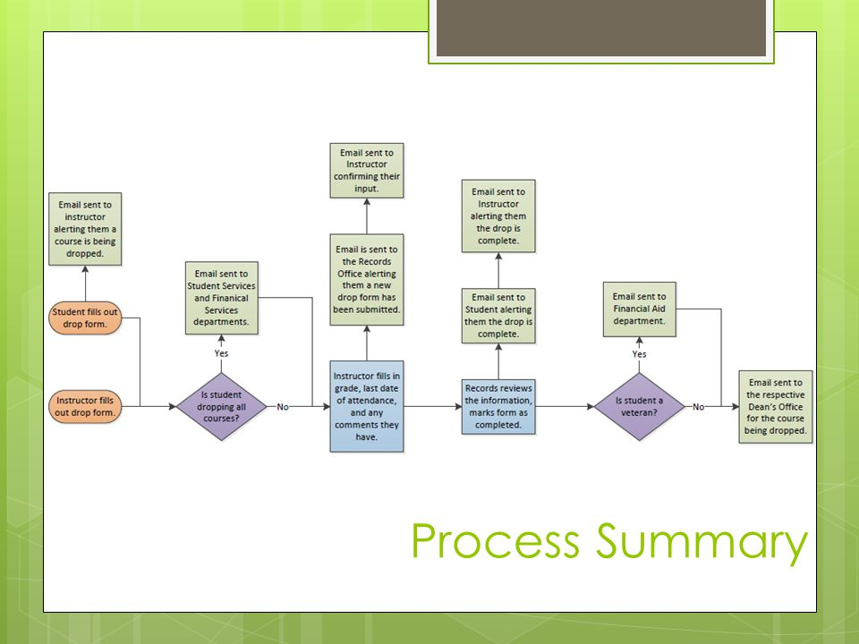 Process Summary