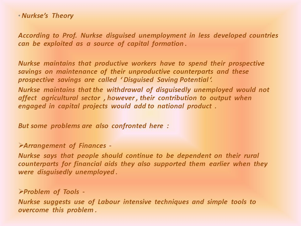 But some problems are also confronted here : Arrangement of Finances -