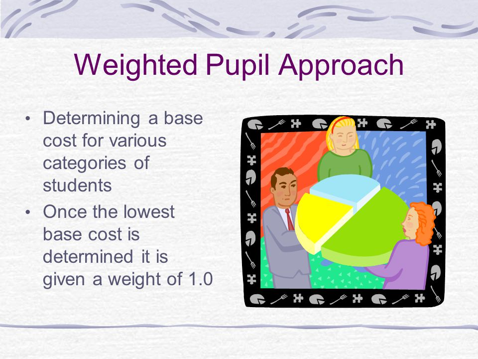 Weighted Pupil Approach