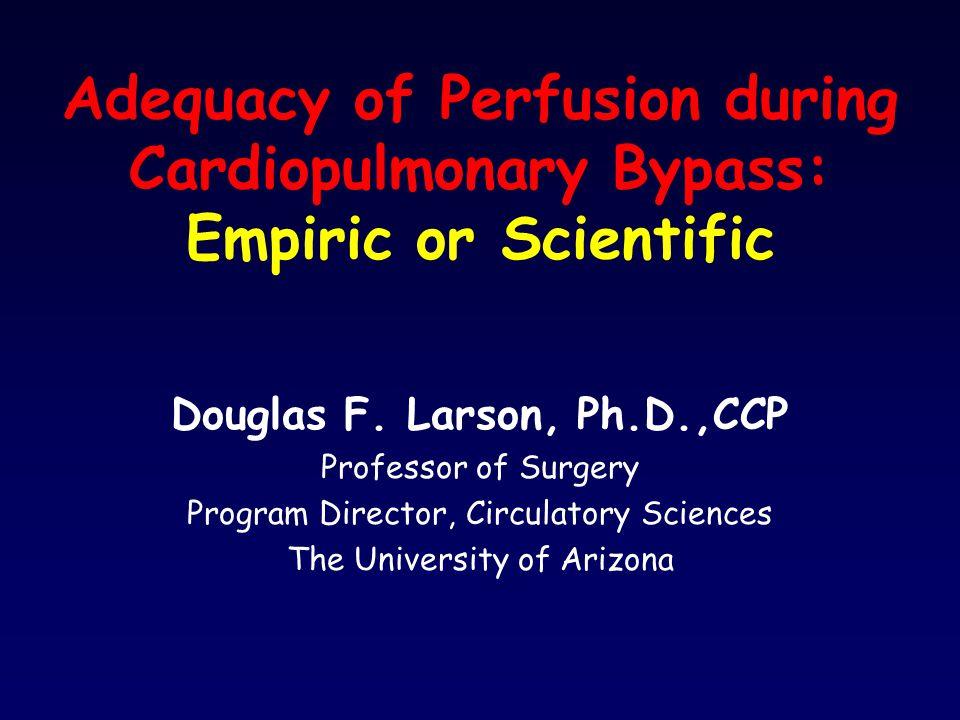 Douglas F. Larson, Ph.D.,CCP