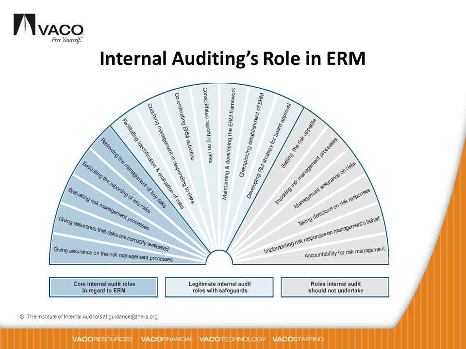 Internal Auditing's Role in ERM
