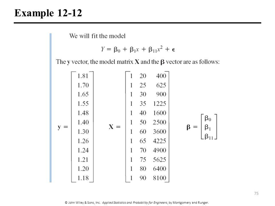 Example 12-12