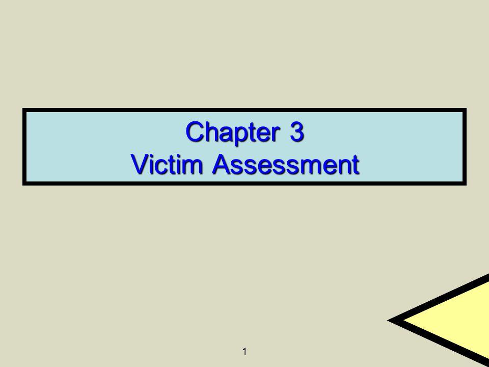 Chapter 3 Victim Assessment