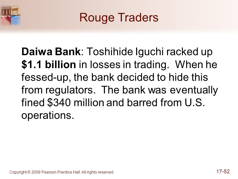 Rouge Traders