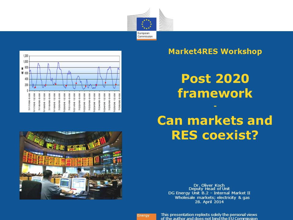 Can markets and RES coexist